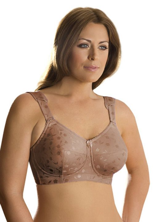 Elila Jacquard Softcup Bra -Discontinued Colours & Sizes