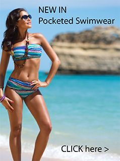 Pocketed Mastectomy Swimwear